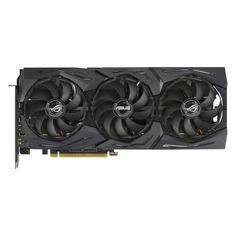 Видеокарта ASUS nVidia GeForce GTX 1660TI , ROG-STRIX-GTX1660TI-O6G-GAMING, 6Гб, GDDR6, Ret
