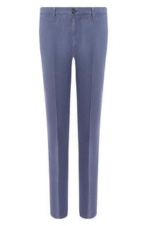 Льняные брюки BOSS