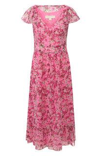 Платье с принтом MICHAEL Michael Kors
