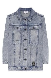 Джинсовая куртка DKNY