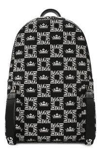 Комбинированный рюкзак Vulcano Dolce & Gabbana