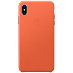 Чехол для iPhone Apple iPhone XS Max Leather Case Sunset