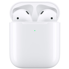 Наушники для Apple AirPods w/Wireless Charg.Case MRXJ2