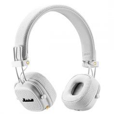 Наушники накладные Bluetooth Marshall Major III Bluetooth White