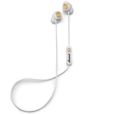 Наушники внутриканальные Bluetooth Marshall Minor II Bluetooth White