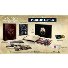 Сувенир Ubisoft Anno 1800 Collector Pioneer Edition
