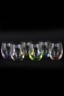 Набор стаканов для воды BOHEMIA CRYSTAL