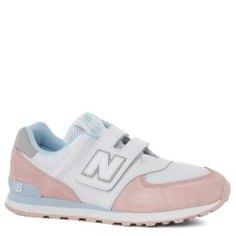 Кроссовки NEW BALANCE YV574 светло-розовый