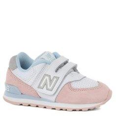 Кроссовки NEW BALANCE IV574 светло-розовый