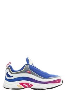 Разноцветные кроссовки Daytona DMX Reebok