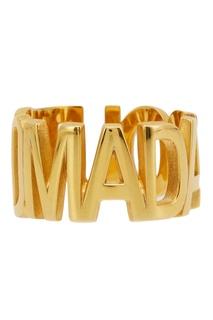 Золотистое кольцо Mad About U