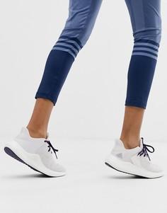 Кроссовки светлого мятного цвета adidas Running Alphabounce - Синий