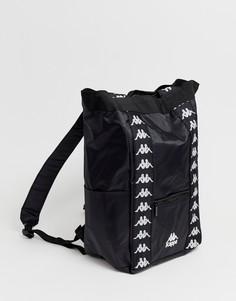 Черный рюкзак на шнуровке Kappa Authentic - Aninges - Черный