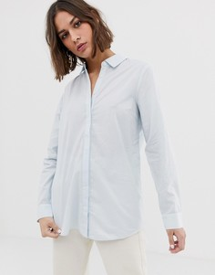 Рубашка Selected Noella core - Синий