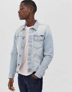 Джинсовая куртка Nudie Jeans Co - Tommy (Epic - Синий