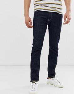 Темные джинсы скинни с классической талией Levis 510 - Темно-синий