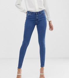 Синие джинсы скинни Vero Moda Tall - Синий