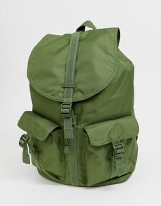Рюкзак оливкового цвета Herschel Supply Co Dawson, 20,5 л - Зеленый