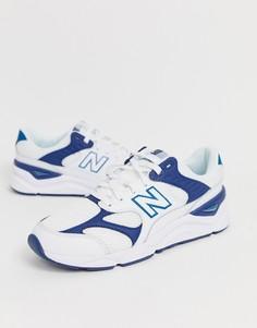 Белые кроссовки New Balance X90 - Белый