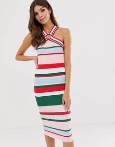 Облегающее платье Ted Baker - Iyndiaa - Белый