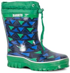 Резиновые сапоги для мальчика KRW18107 Barkito