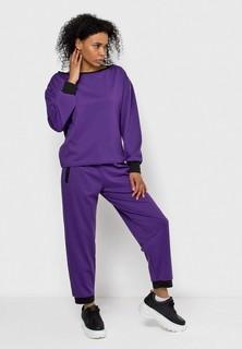b7a6f6c8 Фиолетовые женские спортивные костюмы – купить в интернет-магазине ...