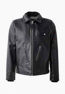 Куртка кожаная Schott N.Y.C. SCHOTT LV8000 Black/Off White