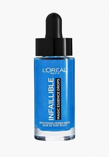 Праймер для лица LOreal Paris LOreal Infaillible, увлажняющий, увеличивающий стойкость макияжа, 15 мл