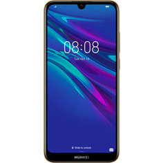 Смартфон Huawei Y6 (2019) Amber Brown