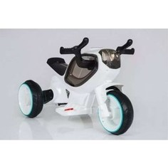 Электромобиль Наша Игрушка Мотоцикл Олимп белый, 6V4.5AH, 20W (RX-1388 white)