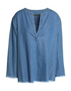 Джинсовая рубашка Enza Costa