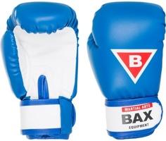 Перчатки боксерские детские BAX, размер 4 oz