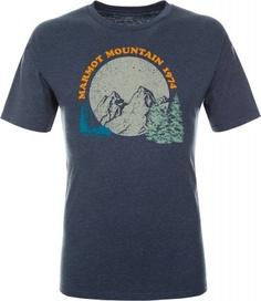 Футболка мужская Marmot, размер 50-52