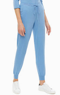 Брюки Трикотажные брюки из хлопка с манжетами Stefanel