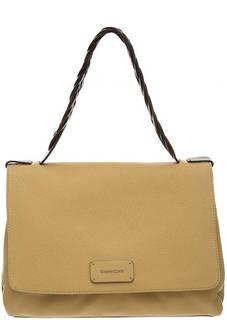 Сумка Кожаная сумка с двумя отделами Gianni Conti