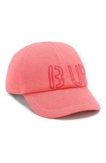 Хлопковая бейсболка Burberry
