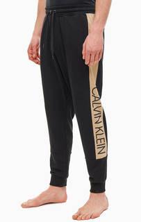 Брюки Домашние брюки джоггеры с логотипом бренда Calvin Klein