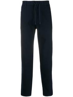Emporio Armani джинсы с поясом на завязке