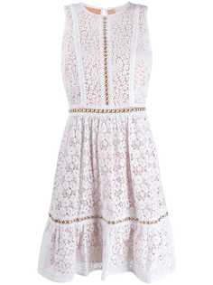 Michael Michael Kors платье из цветочного кружева
