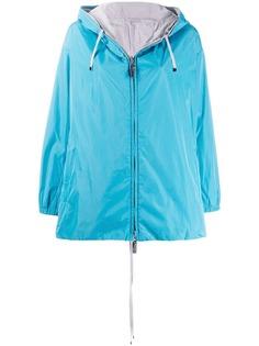 Max Mara reversible hooded jacket