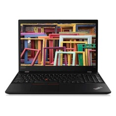 """Ноутбук LENOVO ThinkPad T590, 15.6"""", IPS, Intel Core i5 8265U 1.6ГГц, 8Гб, 256Гб SSD, Intel UHD Graphics 620, Windows 10 Professional, 20N4000JRT, черный"""