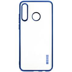 Чехол InterStep Decor NewADV д/Huawei P30 Lite,Blue