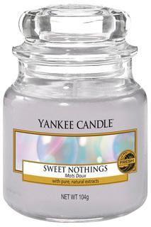 Свеча маленькая Сладость YANKEE CANDLE