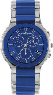 Мужские часы в коллекции High Tech Ceramic Мужские часы Jacques Lemans 1-1742H