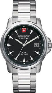 Швейцарские мужские часы в коллекции Land Мужские часы Swiss Military Hanowa 06-5230.04.007