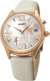 Японские женские часы в коллекции Automatic Женские часы Orient DM01002W