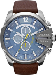Мужские часы в коллекции Mega Chief Мужские часы Diesel DZ4281