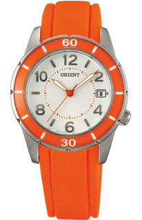 Японские женские часы в коллекции Dressy Женские часы Orient UNF0004W