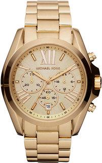 Женские часы в коллекции Bradshaw Женские часы Michael Kors MK5605