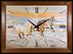 Настенные часы Lowell Low11707